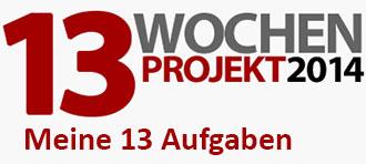 13-wochen-projekt-2014-Aufgaben
