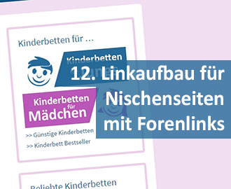 Linkaufbau-Forenlinks-Blog-Kommentar-Links
