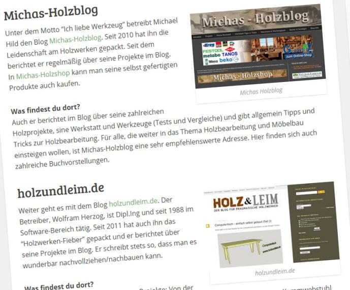 Vorstellung-Holz-Blogs