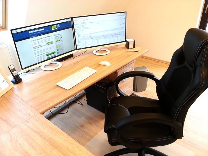 Büro Arbeitsplatz