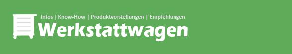 Werkstattwagen Logo